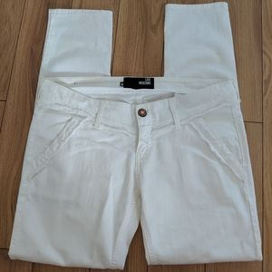 Love Moschino - white jeans